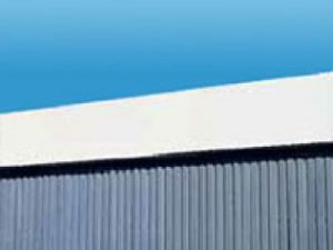 Metal roofing contractor services