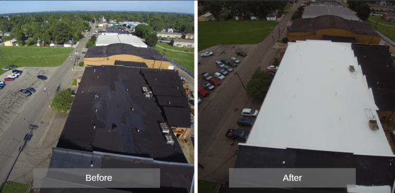 Metal Roofs Restorations
