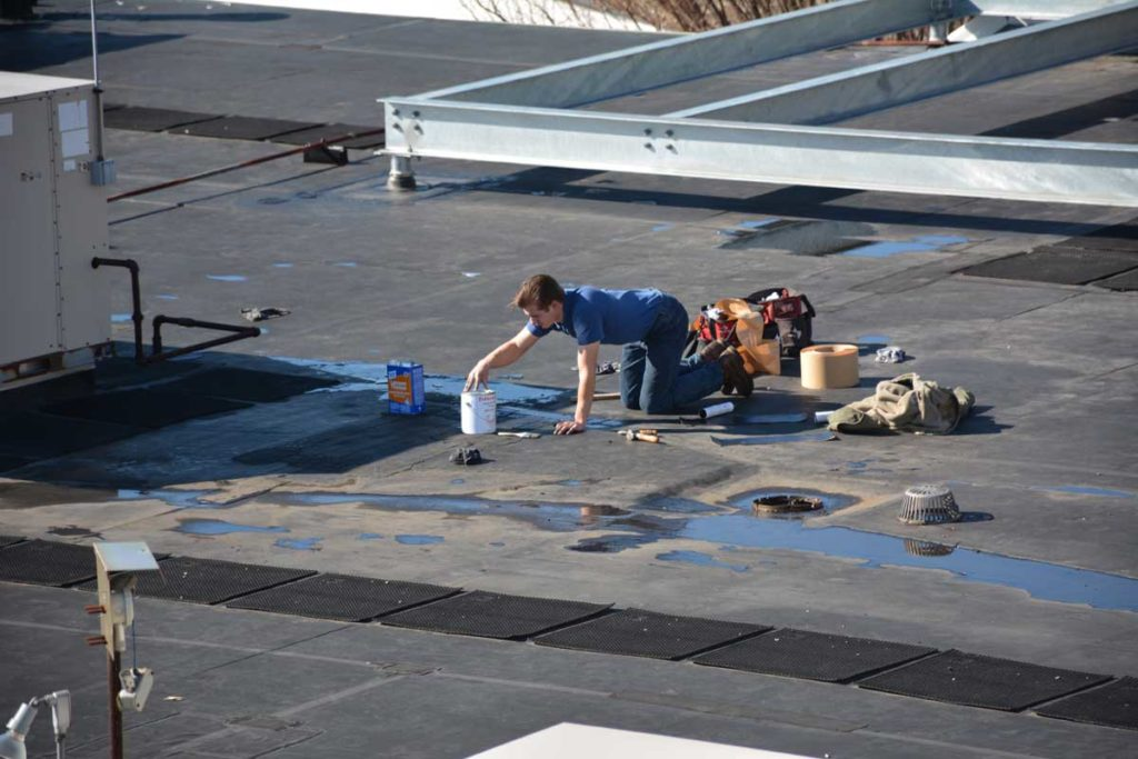 EPDM Roofing - what to know