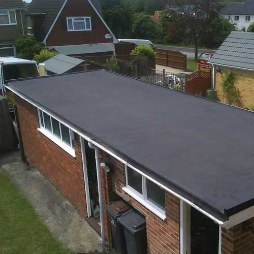 EPDM Roofing - Rubber Roofing