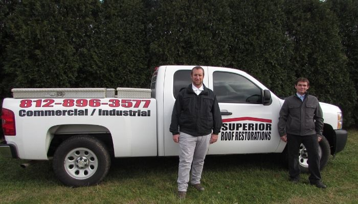 Roofing Company in salem IN